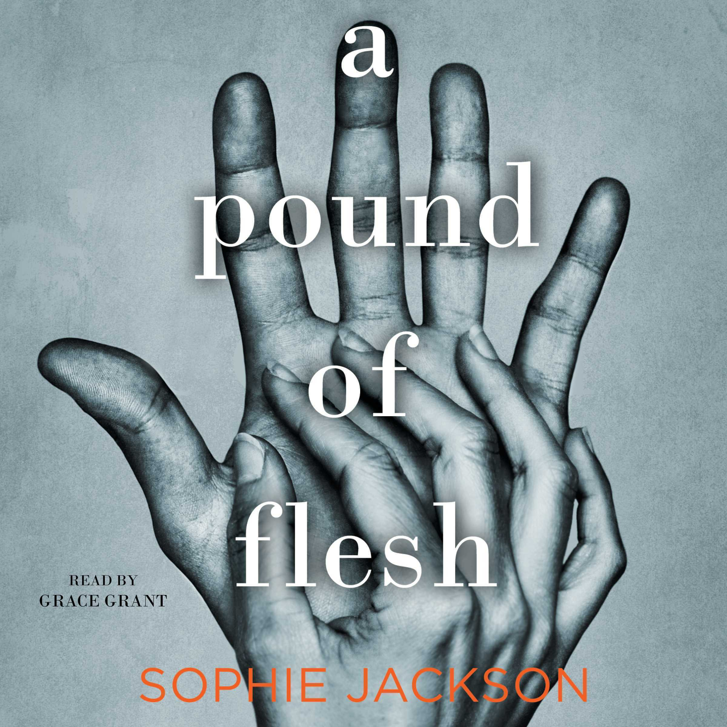 Printable A Pound of Flesh Audiobook Cover Art