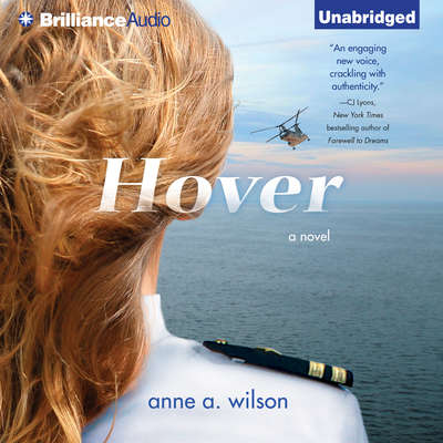 Hover Audiobook, by Anne Wilson