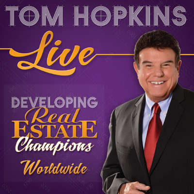 Developing Real Estate Champions Audiobook, by Tom Hopkins