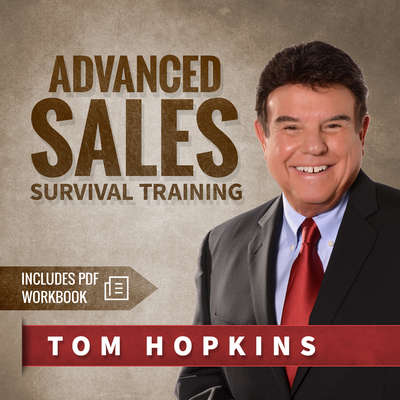 Advanced Sales Survival Training Audiobook, by Tom Hopkins