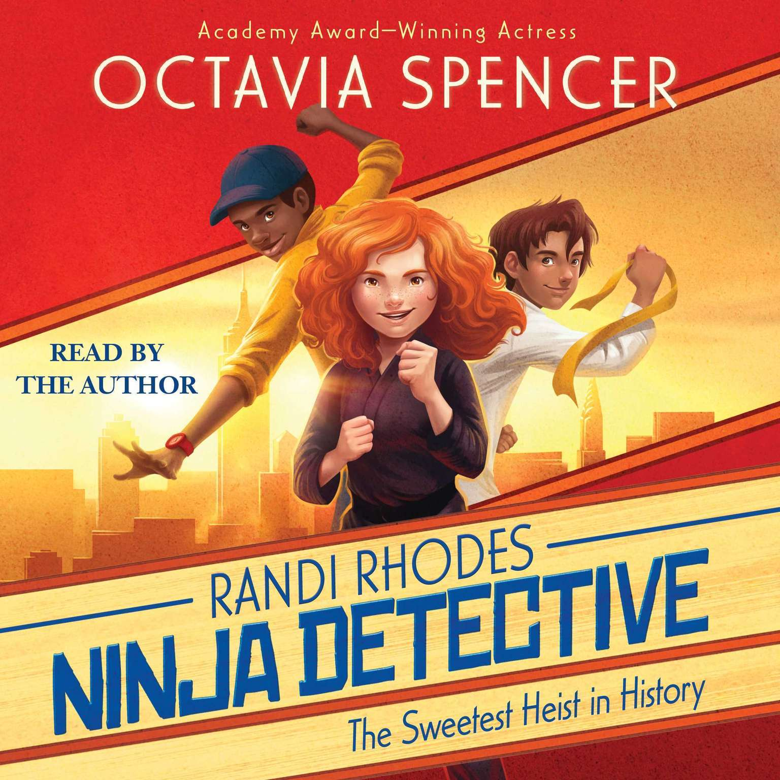 Printable The Sweetest Heist in History Audiobook Cover Art