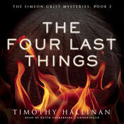 The Four Last Things Audiobook, by Timothy Hallinan