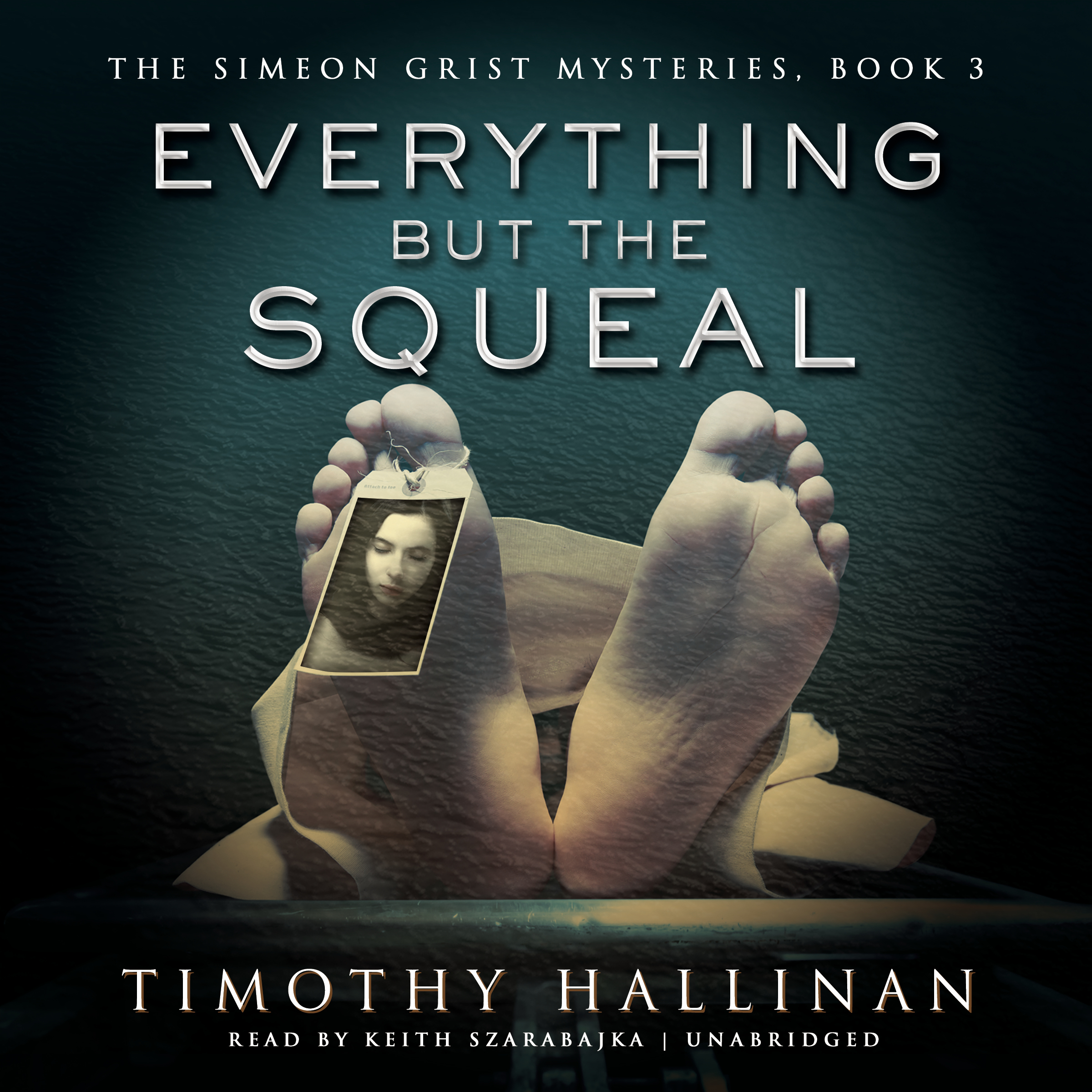 Printable Everything but the Squeal Audiobook Cover Art