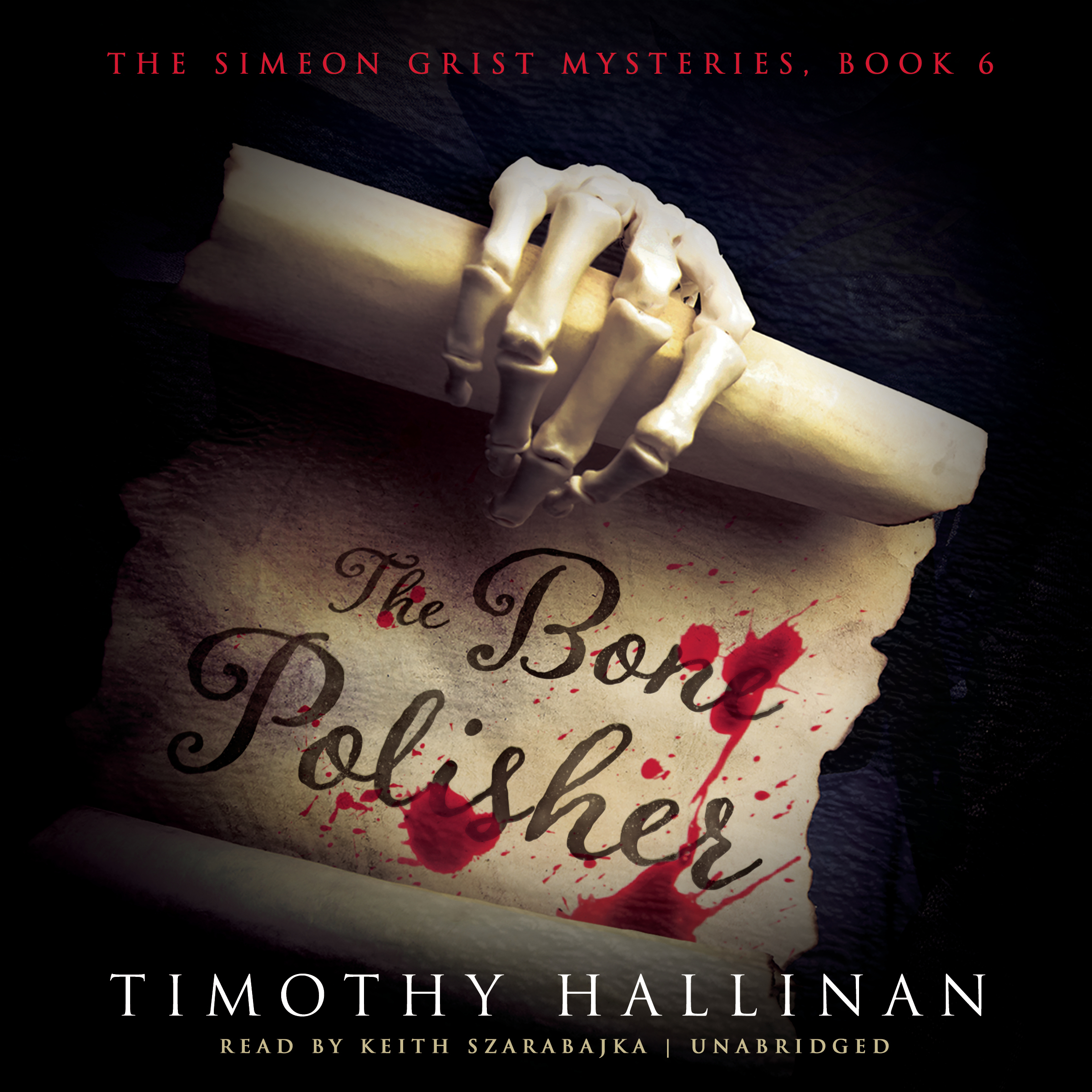 Printable The Bone Polisher Audiobook Cover Art
