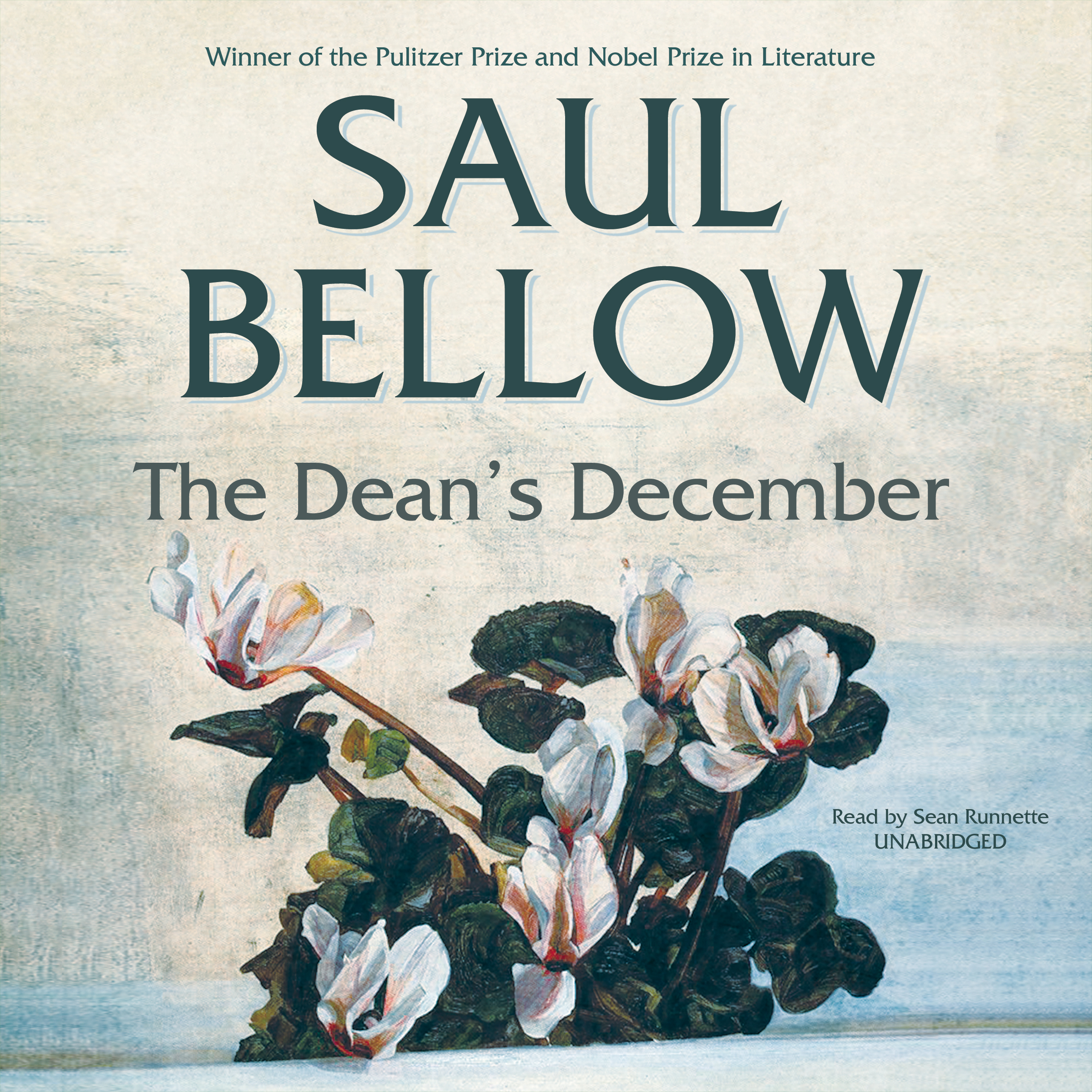 Printable The Dean's December Audiobook Cover Art