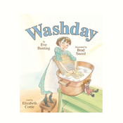 Washday Audiobook, by Eve Bunting