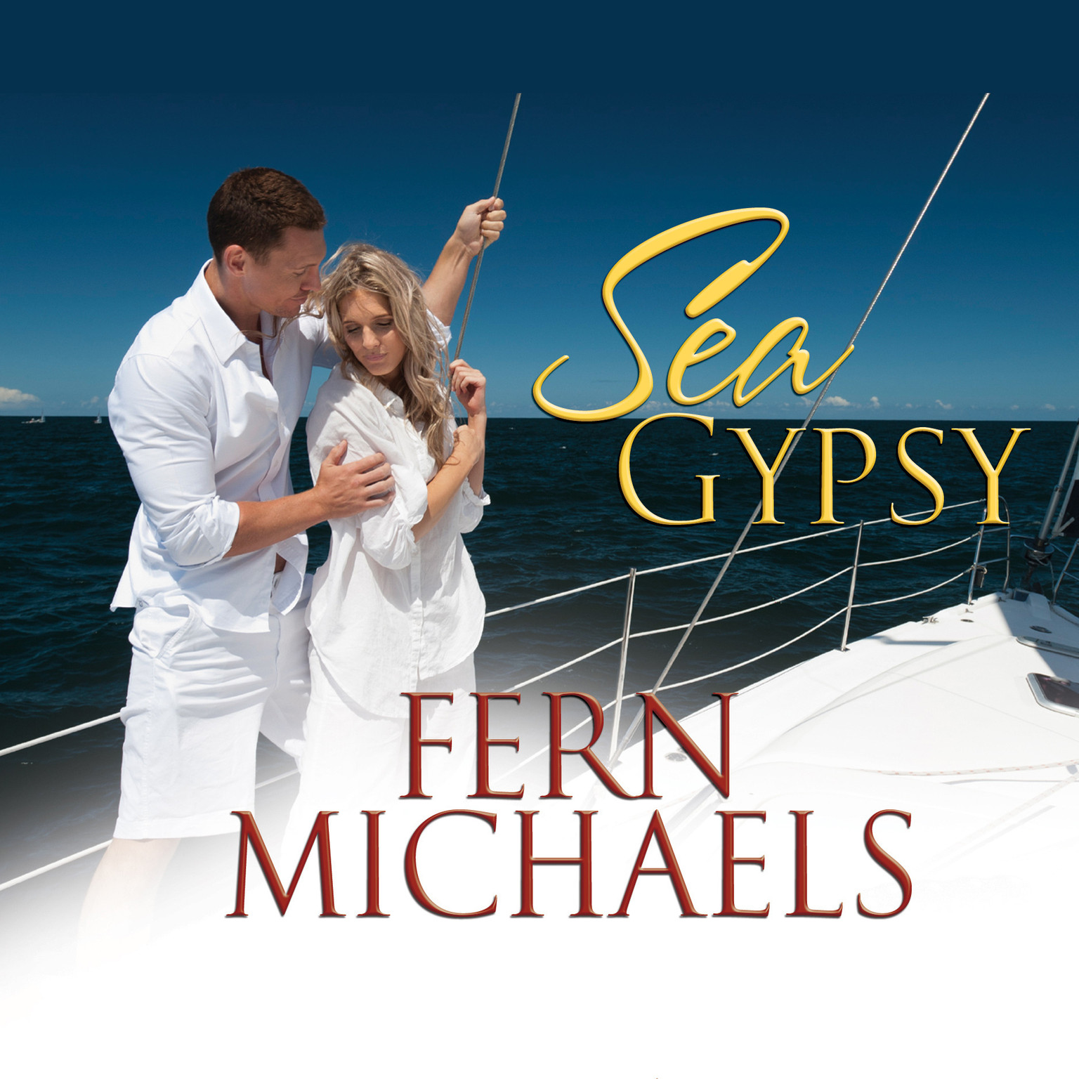 Printable Sea Gypsy Audiobook Cover Art