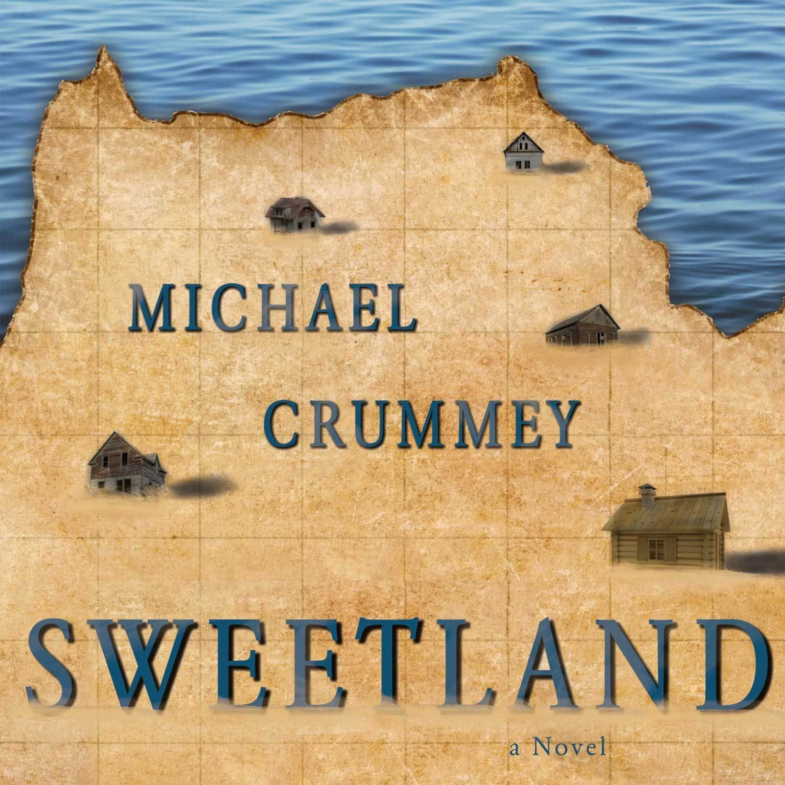 Printable Sweetland Audiobook Cover Art