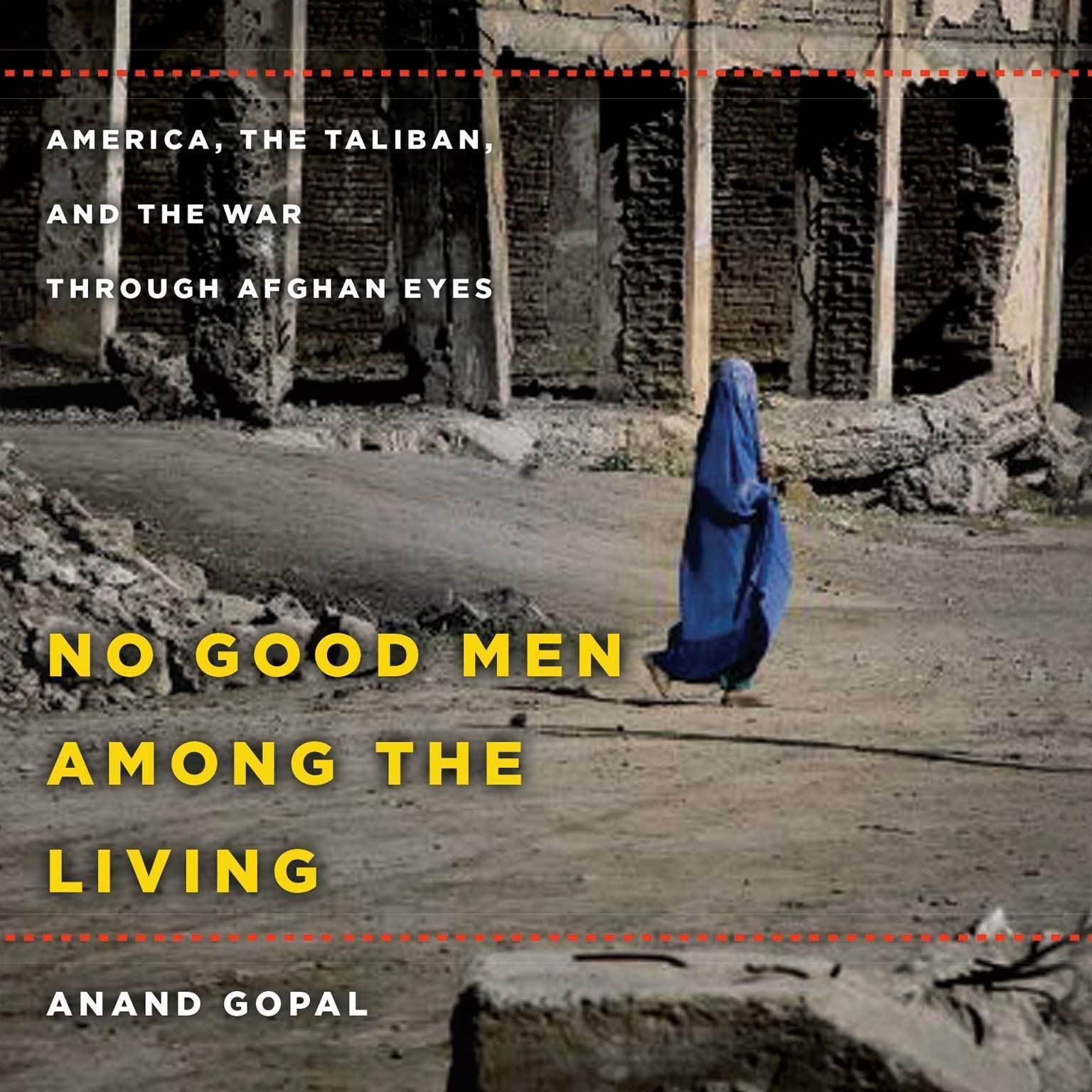 Printable No Good Men among the Living: America, the Taliban, and the War Through Afghan Eyes (American Empire P Audiobook Cover Art