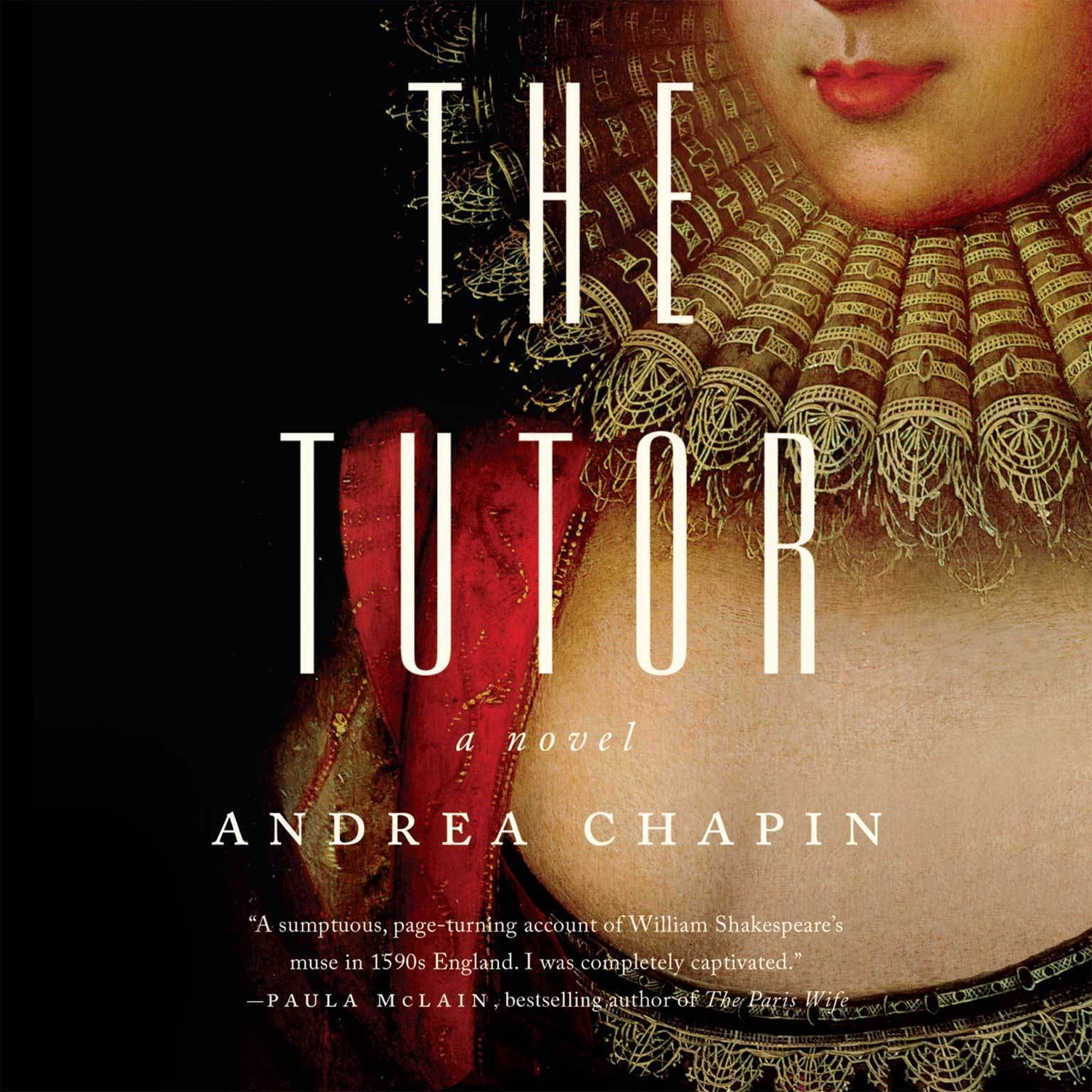 Printable The Tutor Audiobook Cover Art