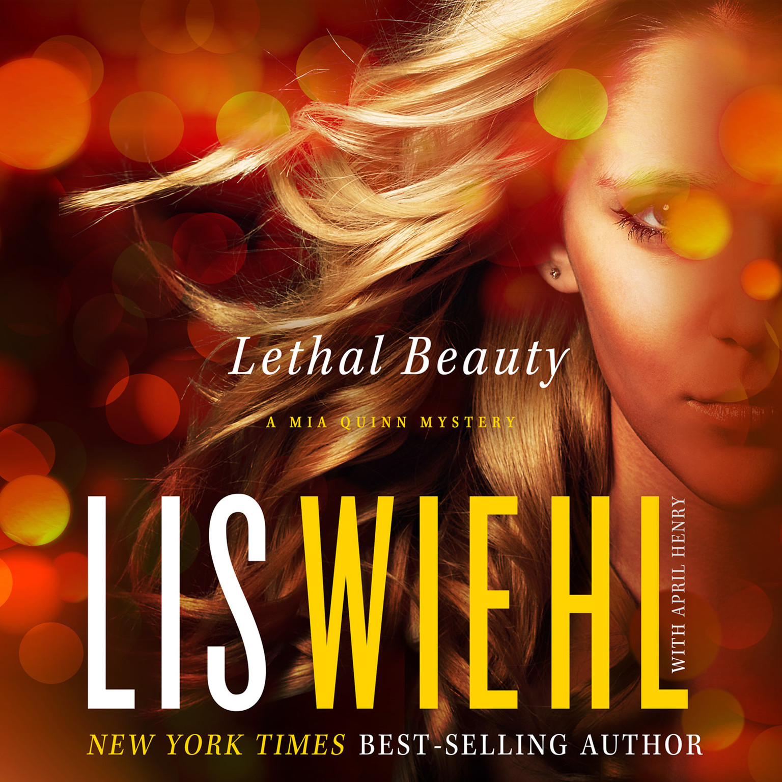 Printable Lethal Beauty Audiobook Cover Art
