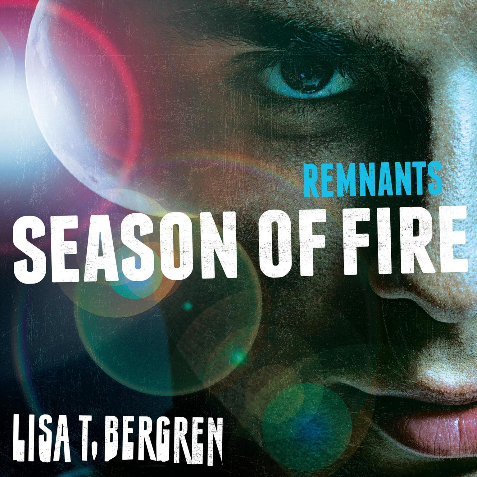 Printable Season of Fire Audiobook Cover Art