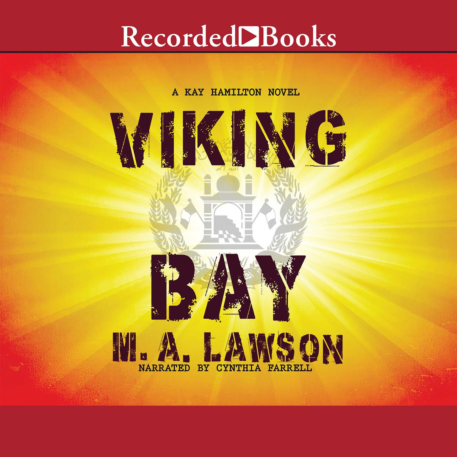 Printable Viking Bay Audiobook Cover Art
