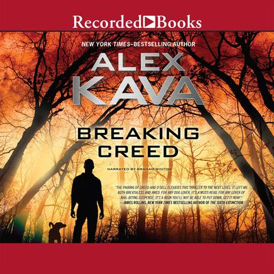 Breaking Creed Audiobook, by Alex Kava