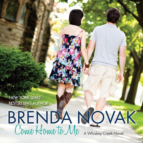 Printable Come Home to Me Audiobook Cover Art