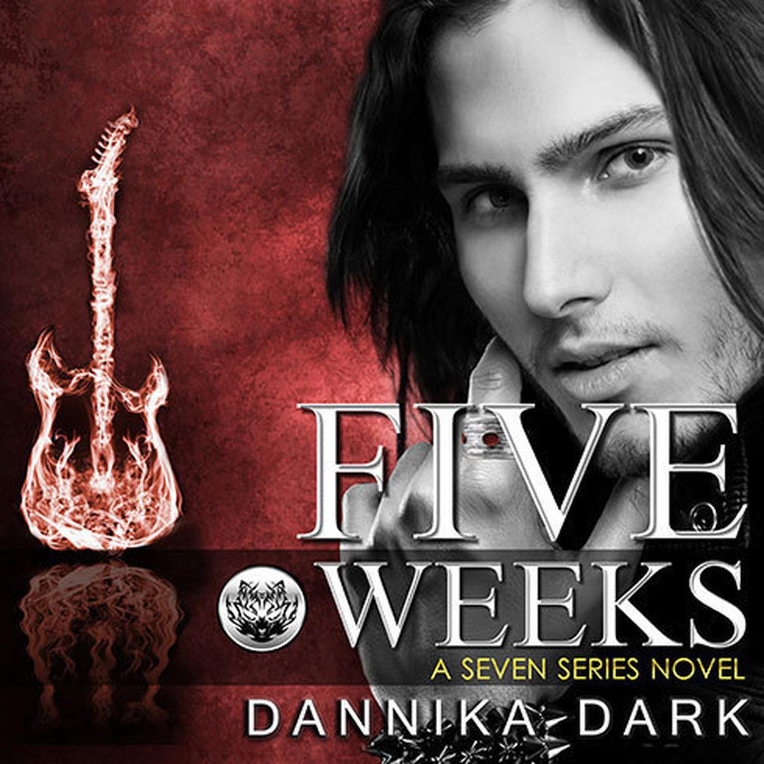 Printable Five Weeks Audiobook Cover Art