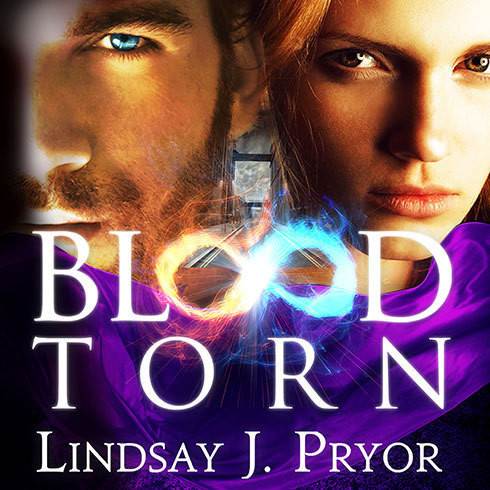Printable Blood Torn Audiobook Cover Art