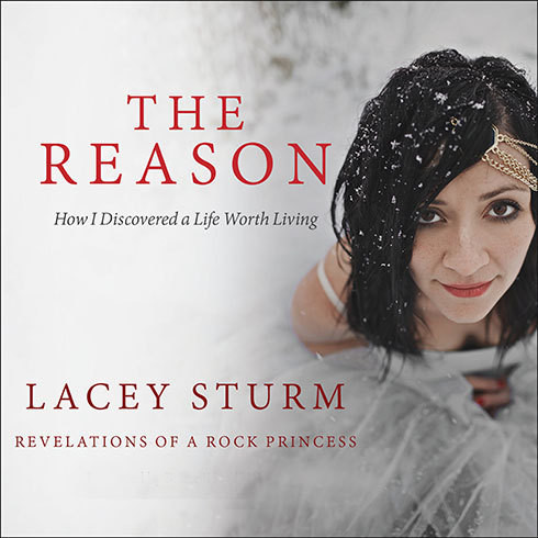 Printable The Reason: How I Discovered a Life Worth Living Audiobook Cover Art