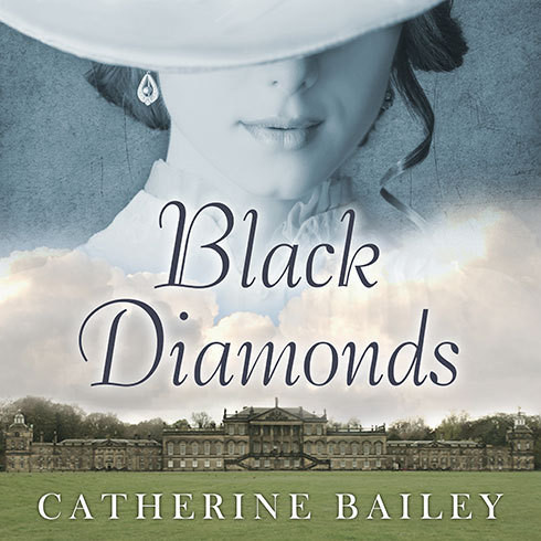 Printable Black Diamonds: The Downfall of an Aristocratic Dynasty and the Fifty Years That Changed England Audiobook Cover Art