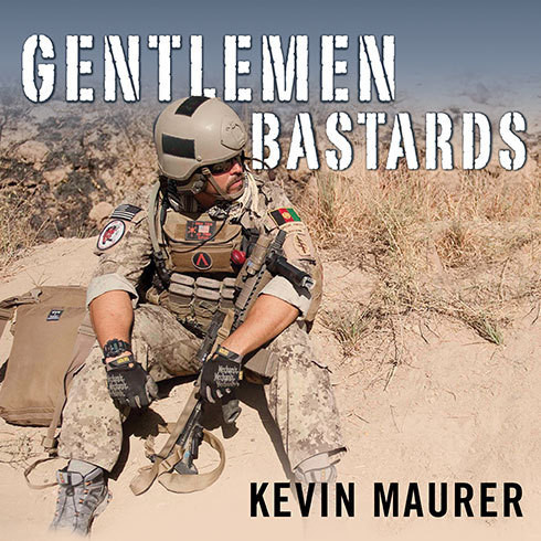 Printable Gentlemen Bastards: On the Ground in Afghanistan with America's Elite Special Forces Audiobook Cover Art