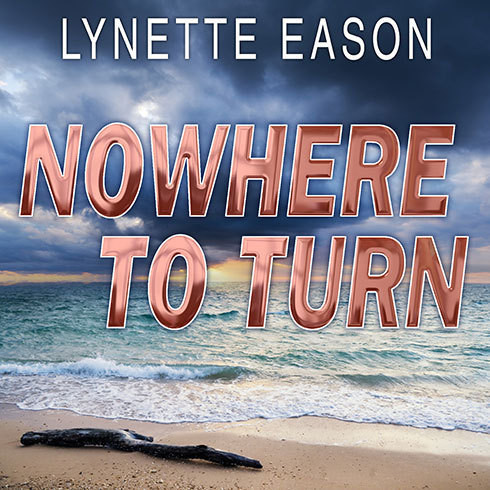 Printable Nowhere to Turn Audiobook Cover Art