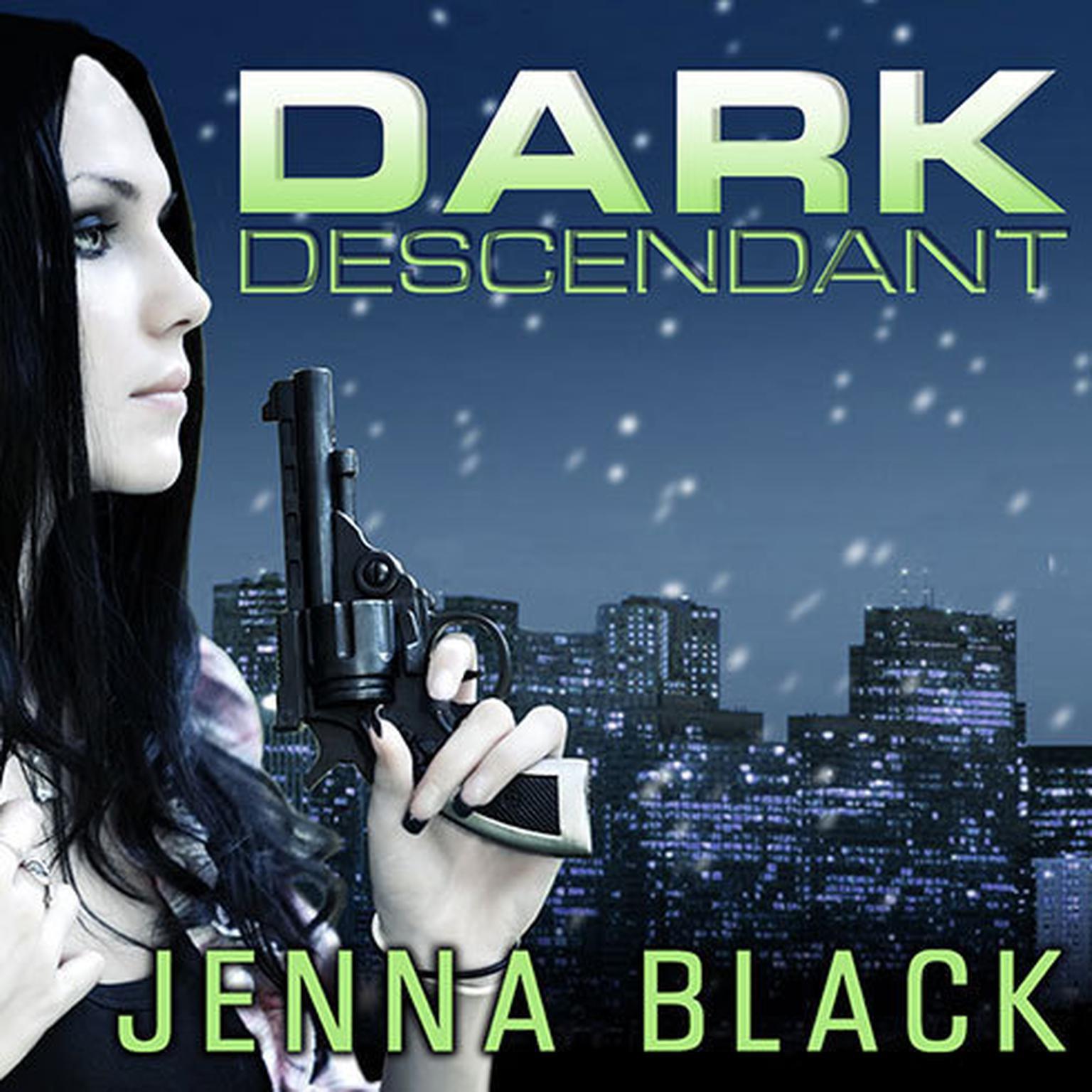 Printable Dark Descendant Audiobook Cover Art