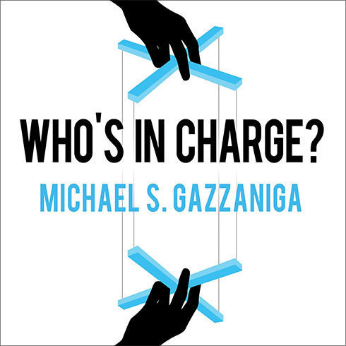 Printable Who's in Charge?: Free Will and the Science of the Brain Audiobook Cover Art