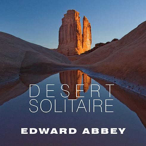 Printable Desert Solitaire: A Season in the Wilderness Audiobook Cover Art
