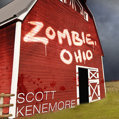 Printable Zombie, Ohio: A Tale of the Undead Audiobook Cover Art