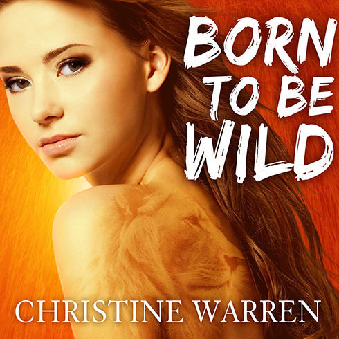 Printable Born to Be Wild Audiobook Cover Art