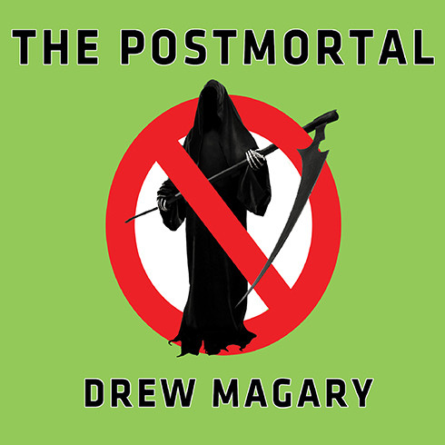 Printable The Postmortal: A Novel Audiobook Cover Art