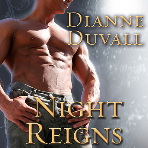 Printable Night Reigns Audiobook Cover Art