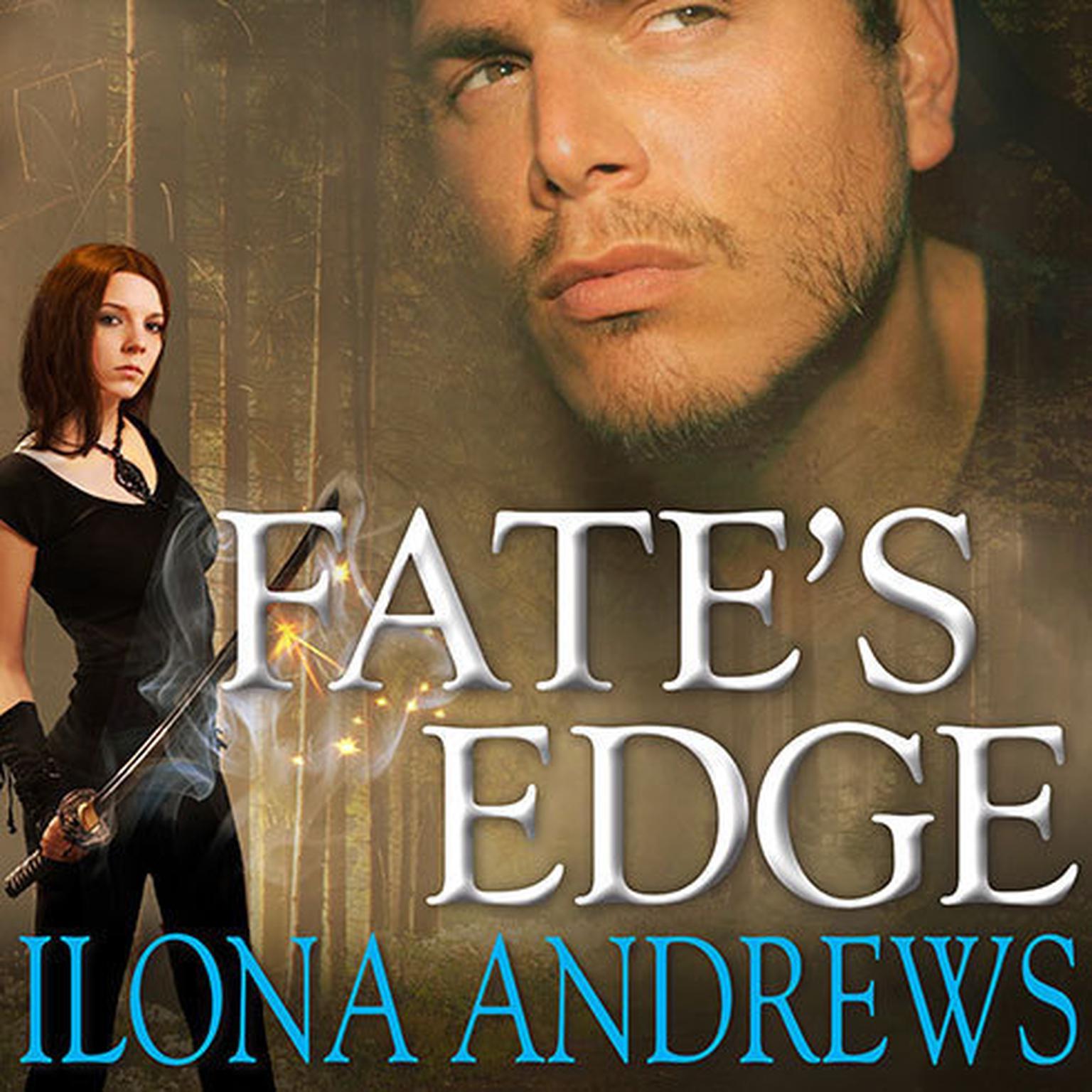 Printable Fate's Edge Audiobook Cover Art