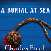 A Burial at Sea Audiobook, by Charles Finch
