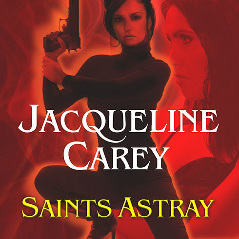 Printable Saints Astray Audiobook Cover Art