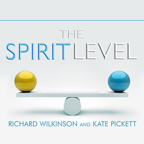 Printable The Spirit Level: Why Greater Equality Makes Societies Stronger Audiobook Cover Art