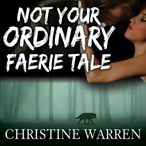Printable Not Your Ordinary Faerie Tale Audiobook Cover Art