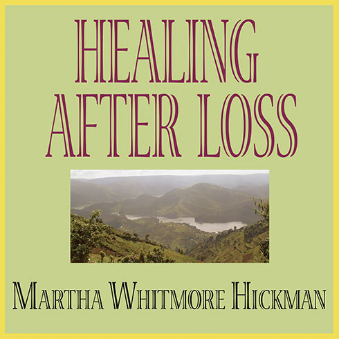 Printable Healing after Loss: Daily Meditations for Working Through Grief Audiobook Cover Art