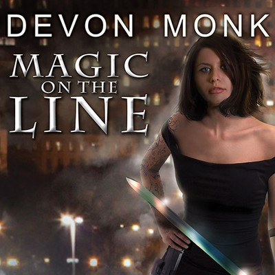 Magic on the Line: An Allie Beckstrom Novel Audiobook, by Devon Monk