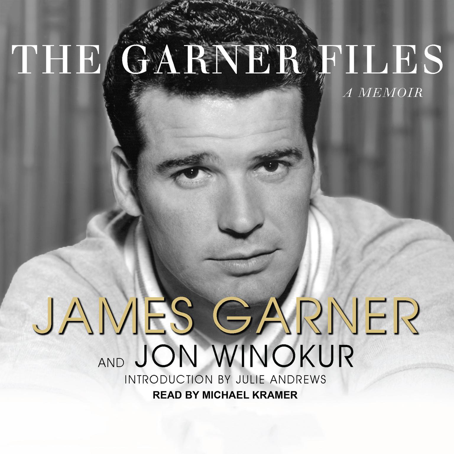 Printable The Garner Files: A Memoir Audiobook Cover Art