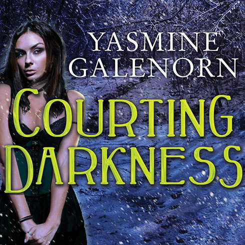 Printable Courting Darkness Audiobook Cover Art
