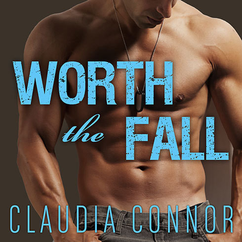 Printable Worth the Fall Audiobook Cover Art