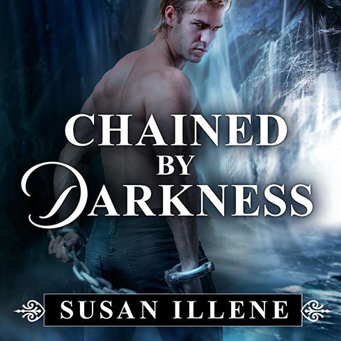 Printable Chained by Darkness Audiobook Cover Art