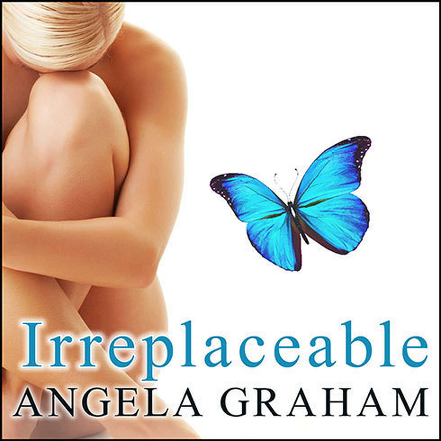 Printable Irreplaceable Audiobook Cover Art