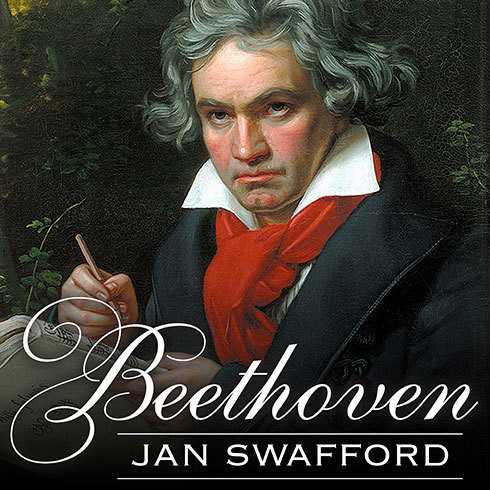 Printable Beethoven: Anguish and Triumph Audiobook Cover Art