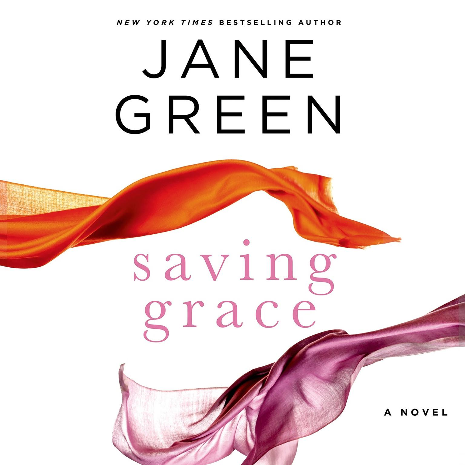 Printable Saving Grace: A Novel Audiobook Cover Art