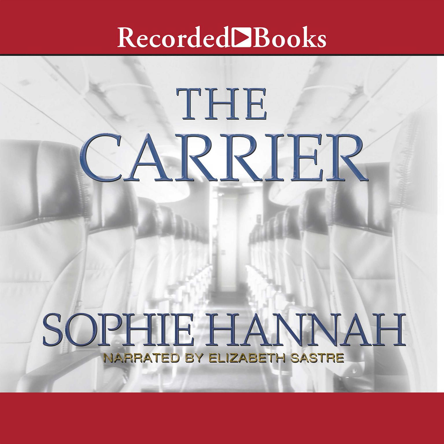 Printable The Carrier Audiobook Cover Art