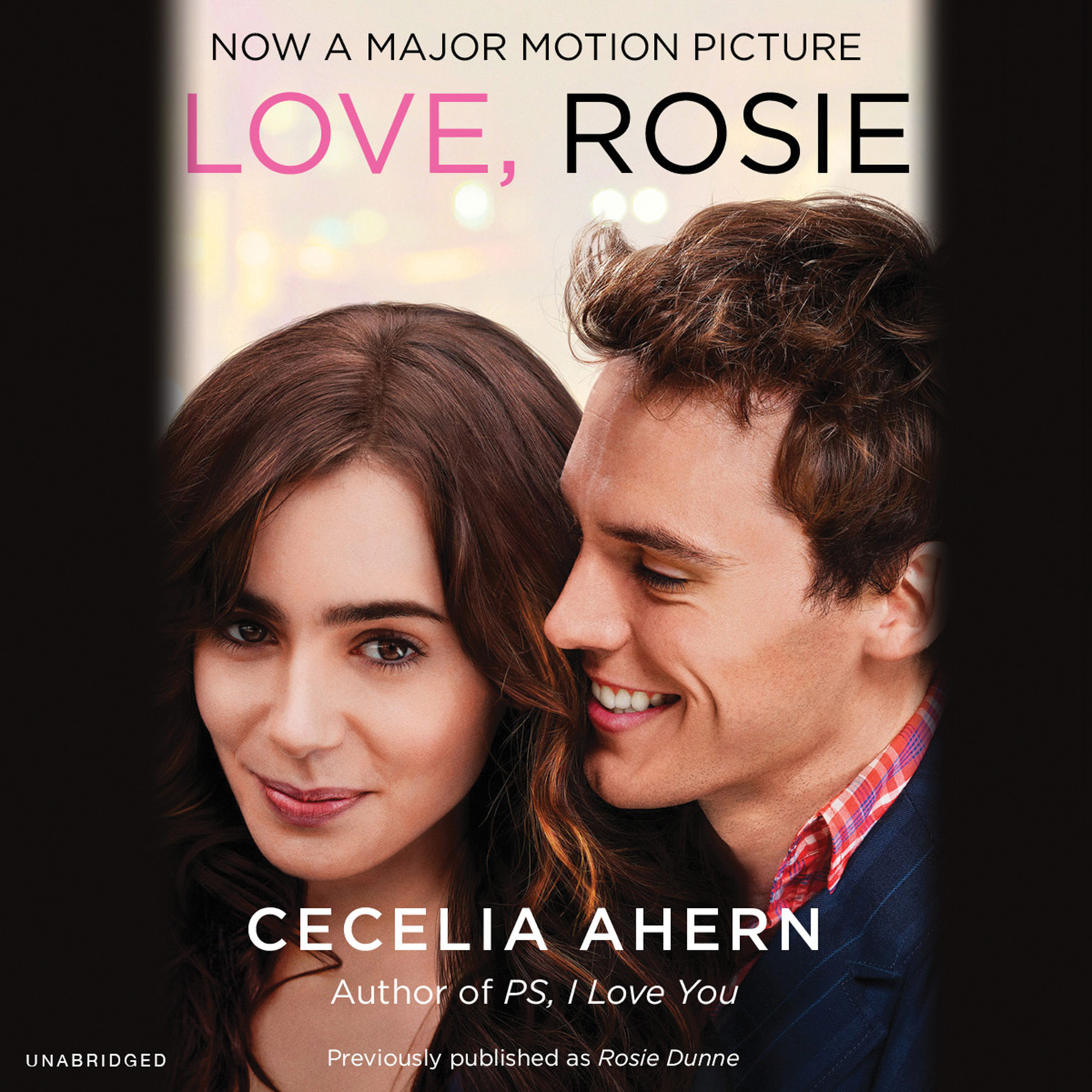 Love, Rosie - Audiobook