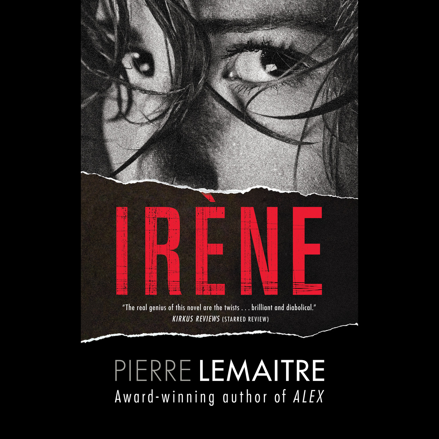 Printable Irène: The Commandant Camille Verhoeven Trilogy Audiobook Cover Art