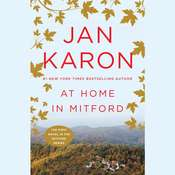 At Home in Mitford: A Novel Audiobook, by Jan Karon